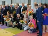Negen inwoners Noordoostpolder met Koninklijke onderscheiding