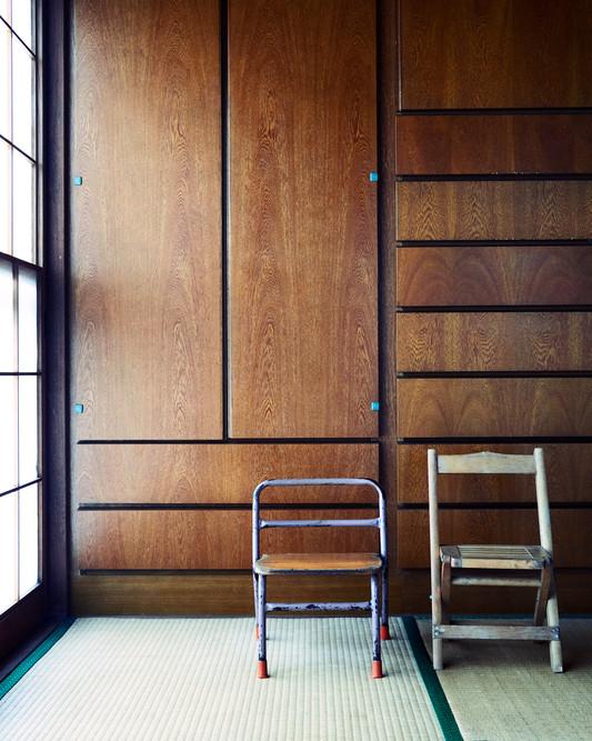 Foto van Hoe een bouwvallige schuur een duurzame Japanse oase werd