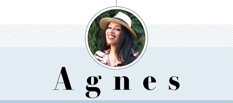 Agnes 33 Beeld Privébezit