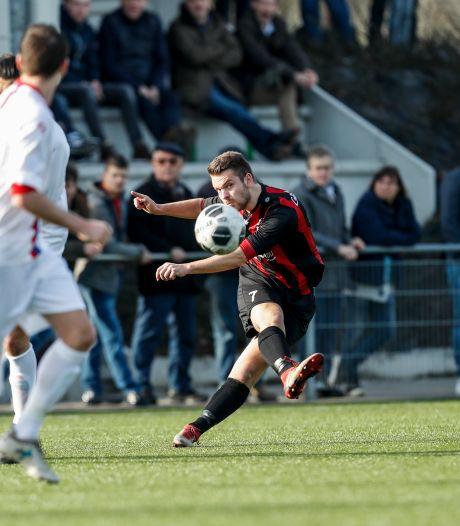 Gastel makkelijk voorbij 'concurrent', Hoeven krijgt te weinig in Zeeland, collectief Virtus klopt FC Dordrecht