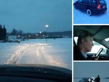 DJ Twan van Zee vast in de sneeuw: populair radioprogramma Prima Hollandia gaat niet door