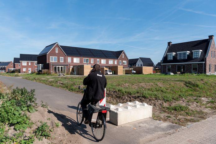 Nieuwbouwwijk Doornsteeg Nijkerk