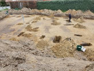 Grafresten en brandstapel uit Romeinse periode ontdekt tijdens archeologisch onderzoek in Handzame
