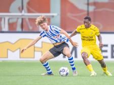 Het sprankelt nog allerminst bij FC Eindhoven, dat verliest van Lierse Kempenzonen
