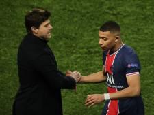 """Mbappé est bien dans le groupe du PSG pour le match retour à Manchester City: """"On l'évalue au jour le jour"""""""