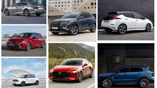 Aziatische of Europese wagens: welke auto's komen het beste uit de test?