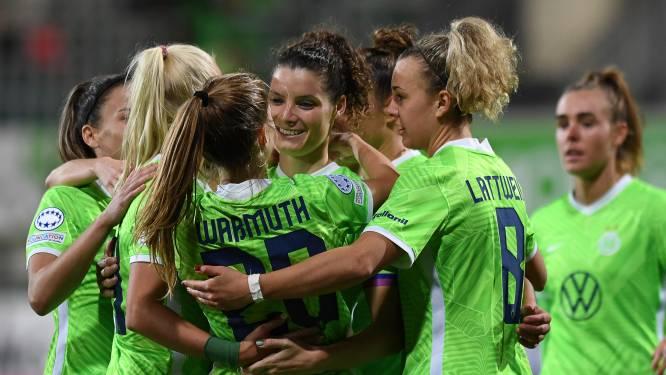 Janssen en Smits doeltreffend voor Wolfsburg in Champions League