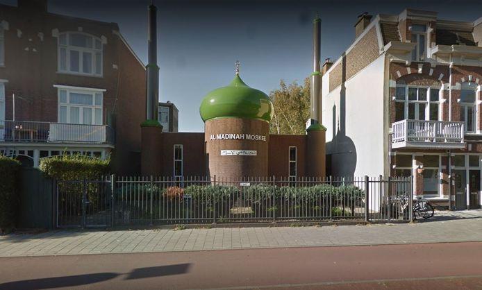 Al Madinah Moskee in Den Haag.