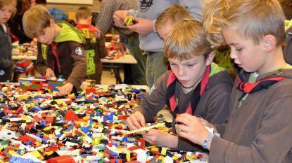 Legonamiddag bij 'De Krekel'