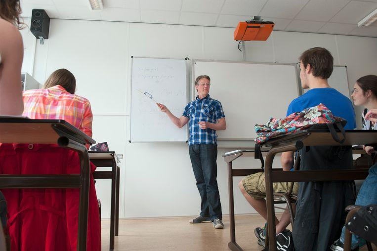 Vlaanderen heeft de komende jaren nood aan duizenden nieuwe leerkrachten. Beeld Hollandse Hoogte / Sabine Joosten