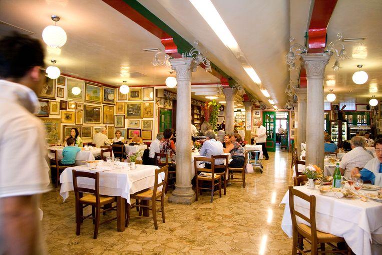 Philippe Starck: 'Het beste restaurant dat ik ken, is Da Romano, gelegen op Burano.' Beeld rv