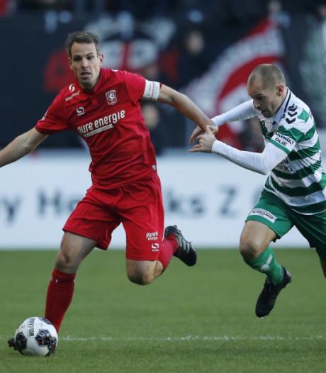 Go Ahead Eagles wint topper op bezoek bij FC Twente