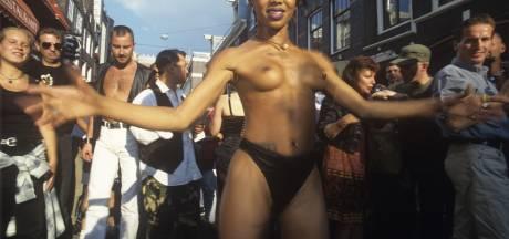 De eerste Pride in 1996: bloot mocht, maar geen seks