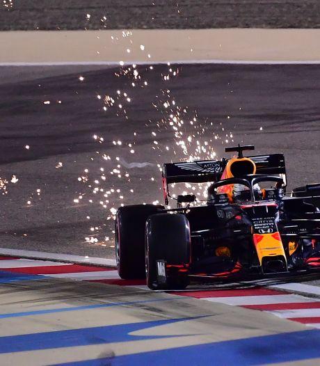 Verstappen kan Mercedessen nét niet aftroeven, Bottas grijpt pole