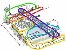 Stad wil ov-knooppunt rond Station Zoetermeer  verbeteren