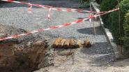 Aannemer vindt zes obussen bij wegenwerken in Lendelede