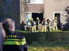 Brand in leegstaande woning in Puiflijk