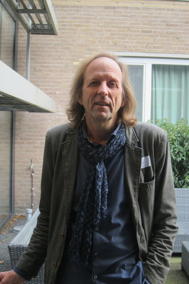 Hans Siepel: pijn in de samenleving. Beeld