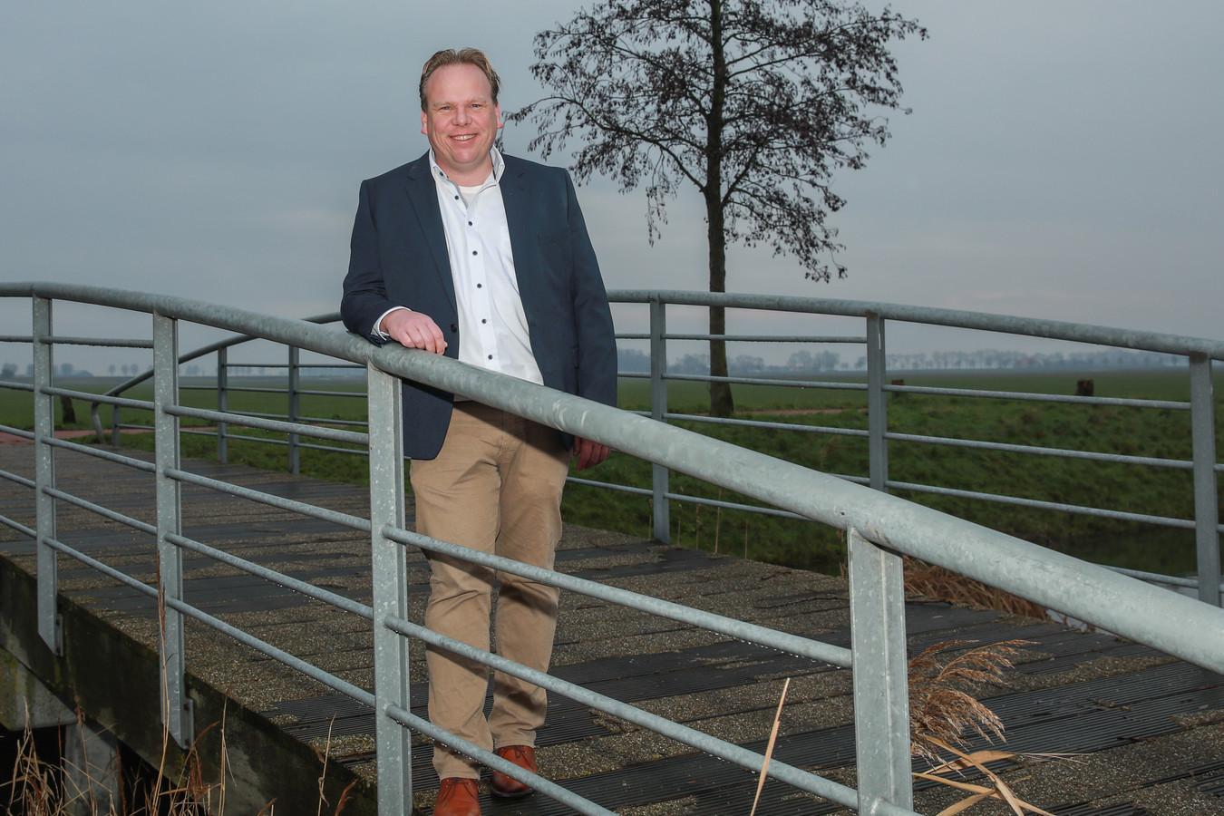 Thomas Zwiers uit Zevenbergen is de nieuwe voorzitter van Waterpoort, een toeristisch-recreatief samenwerkingsverband van overheden rond het Volkerak-Zoommeer.