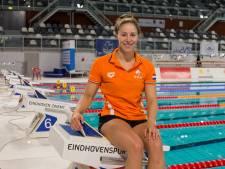 Marjolein Delno eindigt als derde op Swim Cup