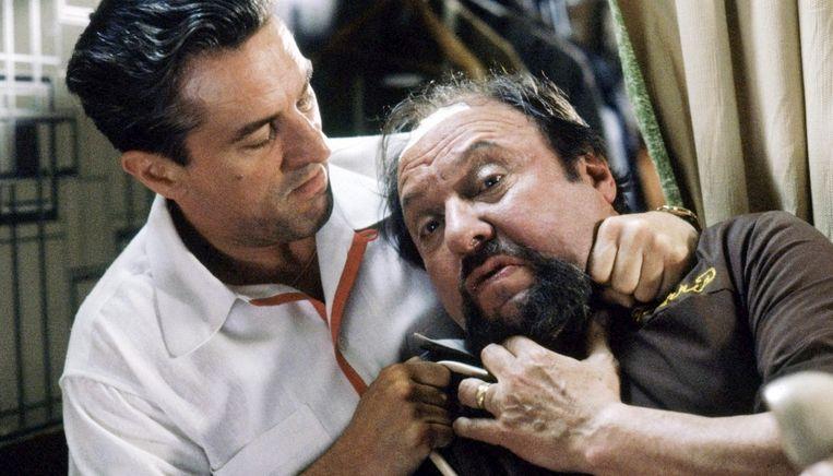 Robert De Niro en Chuck Low in 'Goodfellas'. Beeld © American Pictorial/The Hollywo