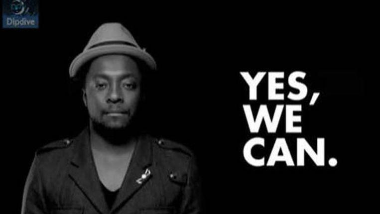 Rapper Will.i.am voerde in 2008 ook campagne voor Obama. Beeld UNKNOWN