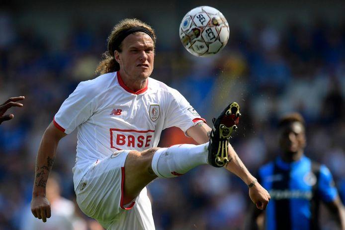 Standard kaapte Alexander Scholz weg voor de neus van Anderlecht.