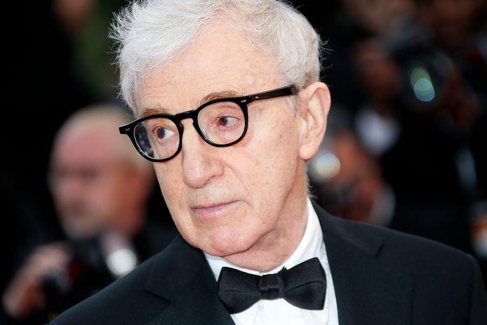 De Amerikaanse regisseur Woody Allen.