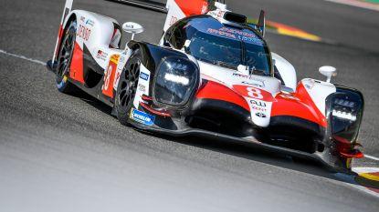 Alonso pakt toch pole in Zes uur van Spa-Francorchamps na diskwalificatie ploegmaats