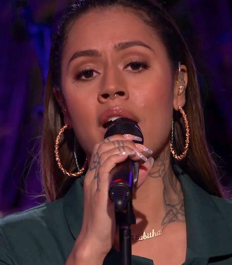Beste Zangers: Tabitha raakt Milow recht in het hart
