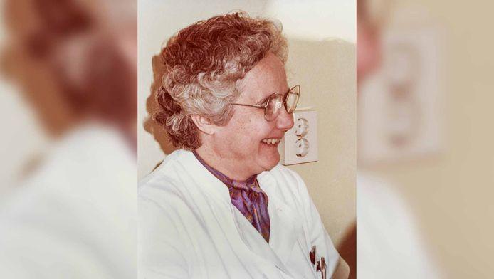 Dokter Netty van Lawick van Pabst werkte in Den Haag en Delft