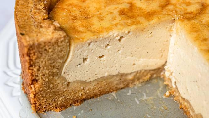 Deze heerlijke kaastaart is makkelijk te maken, je hebt alleen wat geduld nodig