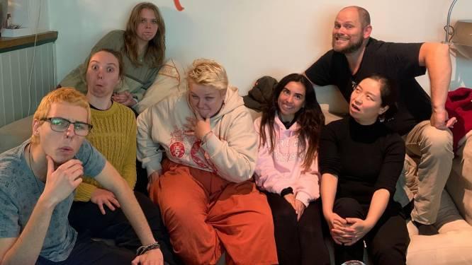 Docent Piet deelt zijn Tilburgse rijtjeshuis met zes studenten wegens kamertekort