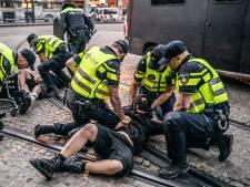 Politie verricht 61 arrestaties bij kraakpoging na woonprotest