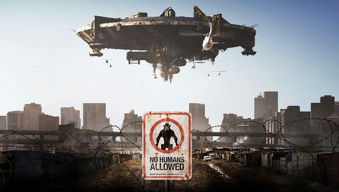 Scene uit District 9.