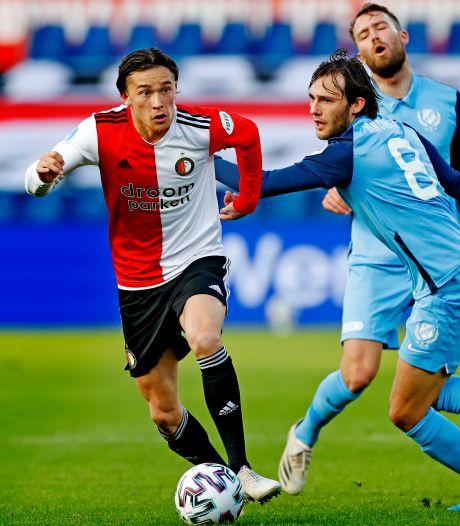 Feyenoorder Wehrmann naar FC Luzern