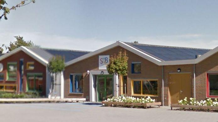 De School met de Bijbel in Langbroek.