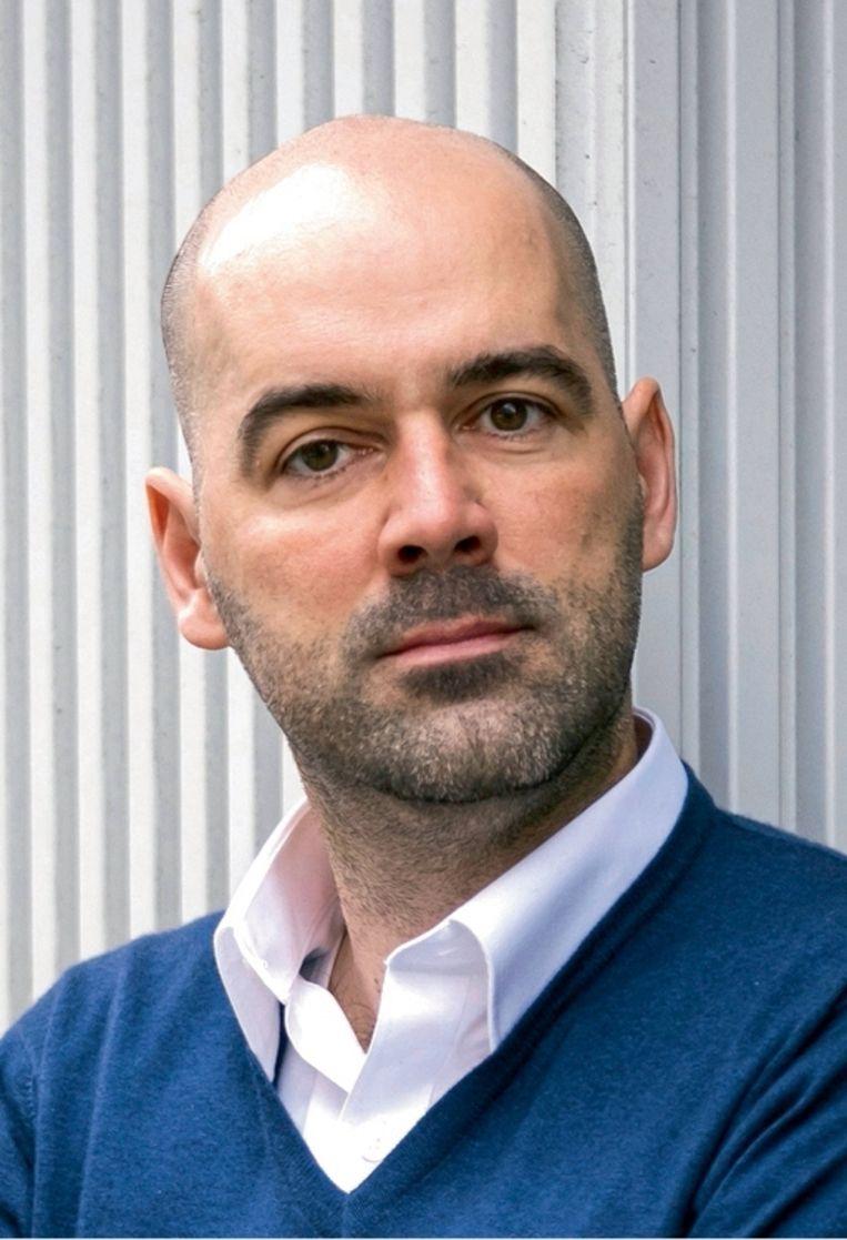 Frederik Anseel: 'Thuiswerkers werkten tijdens de coronacrisis per dag gemiddeld een uur langer.' Beeld Wouter Van Vooren