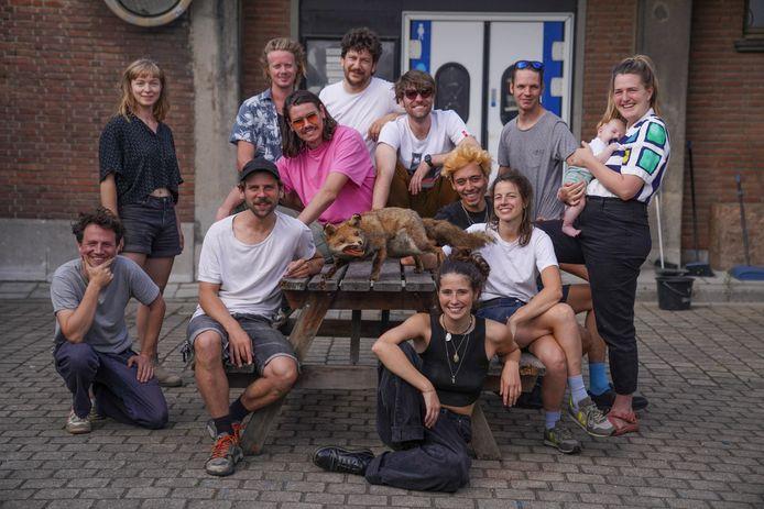 Het team achter Onder Stroom.