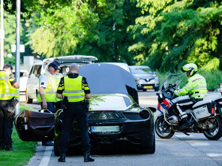 Belastingdienst int duizenden euro's bij verkeerscontrole in Tilburg, motorrijder gaat door het lint