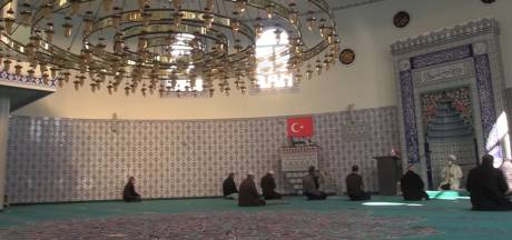 Ramadan tijdens corona is lastig volgens Bergs moskeebestuur: 'Je mist het samenzijn'