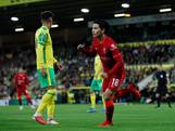 Simpele zege B-elftal Liverpool bij Norwich City in beker