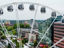 Krijgt het reuzenrad een andere plek in Rotterdam? Gemeente en exploitant praten erover