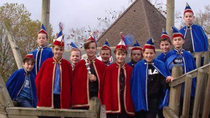 Prins Thijn I zwaait scepter over 49ste kindercarnaval
