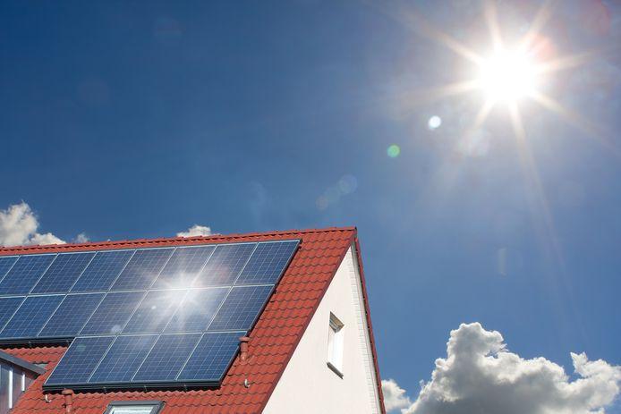 De gemeente Utrecht verstrekt leningen om zonnepanelen te financieren.