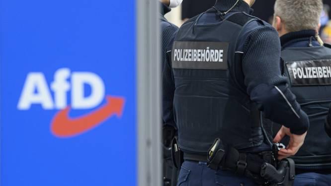 Duitse inlichtingendienst beschouwt rechtse partij AfD als verdachte organisatie