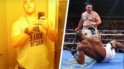 Niet lang geleden postte hij dit hopeloze bericht, nu klopt Mexicaanse dikkerd bokskampioen Joshua