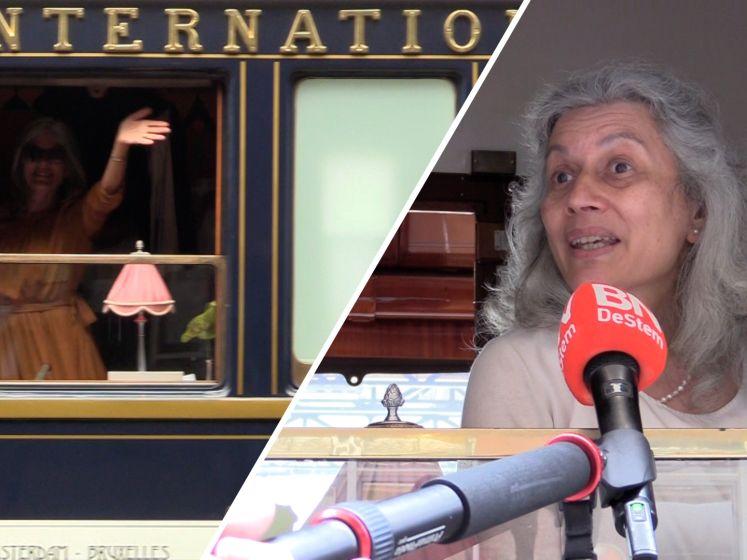 Oriënt Express na 33 jaar in Nederland: 'Bijzonder om te zien'