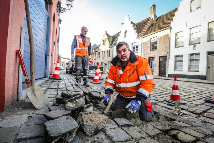 Brugge: 5.000ste melding schade openbaar domein.