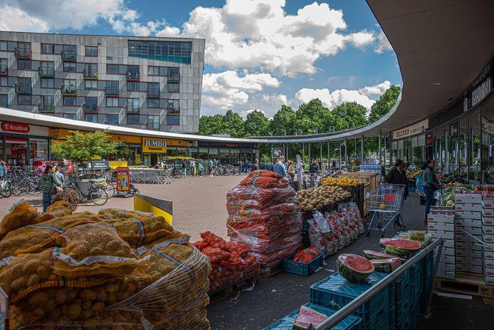 Winkelcentrum Holtenbroek.